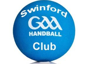 Swinford gaa handball club logo