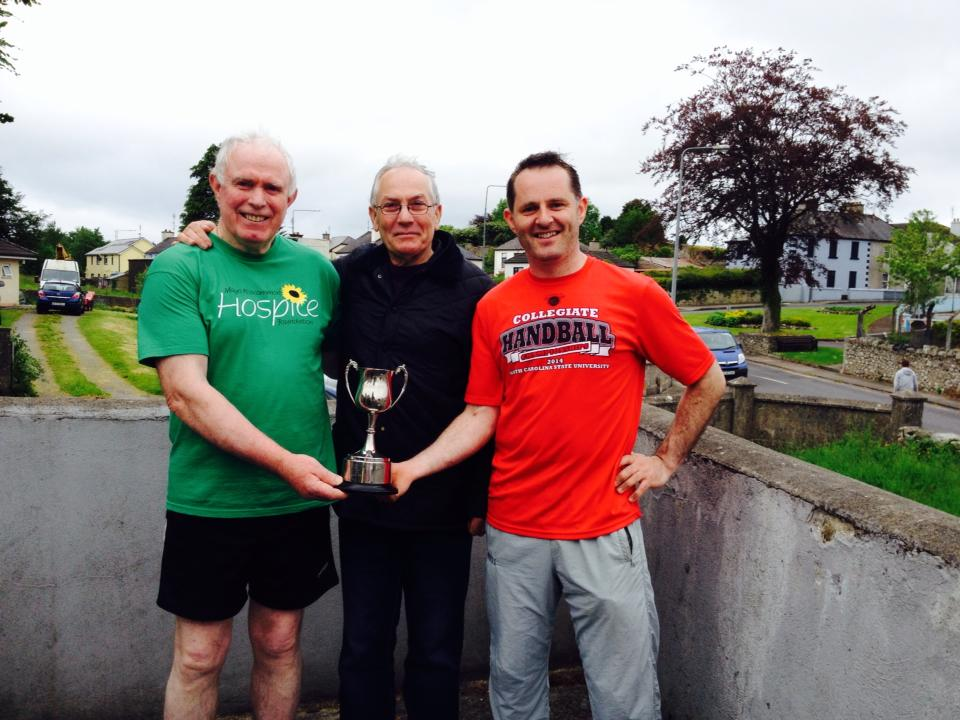 Swinford Handball Club Paddy Bollingbrooke Tournament final