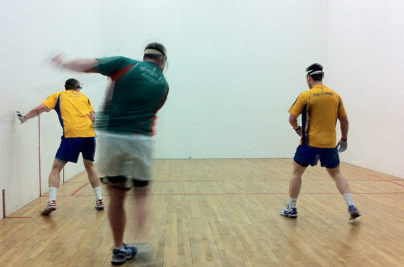Connacht handball final